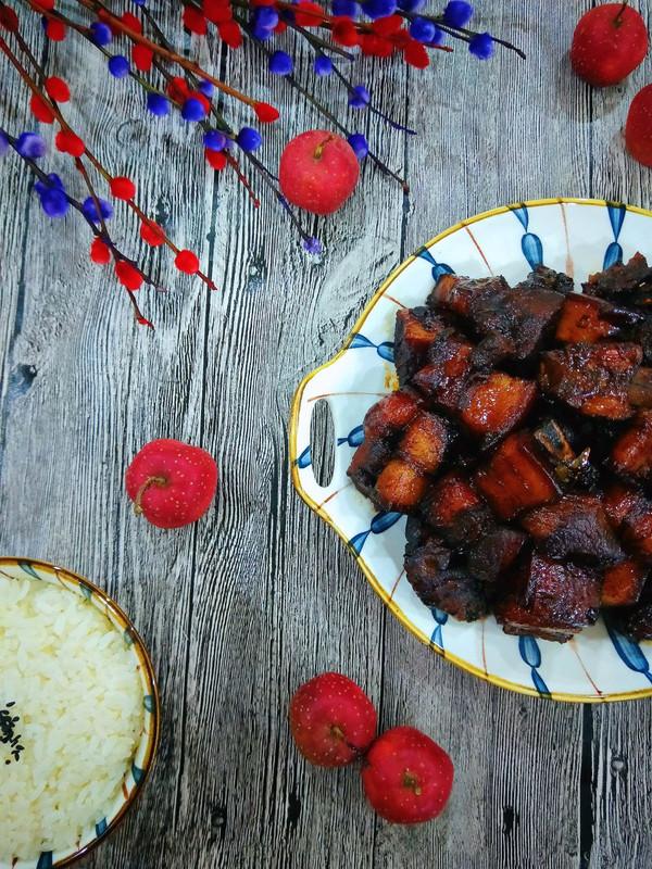 肥而不腻的红烧肉的做法