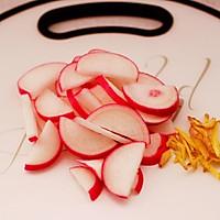 #多力金牌大厨带回家-上海站#水萝卜粉丝炖桃花蛸的做法图解4