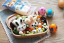 小兔便当-丘比沙拉酱的做法