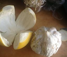 剥柚子大法的做法