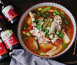 #民厨奥运会# 【滋味鱼片锅】的做法