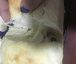 面包机加水揉出手套膜的土司面包的做法