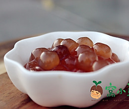 宝宝辅食:藕粉珍珠丸子的做法