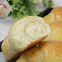 西式早餐——奶油面包卷的做法图解9