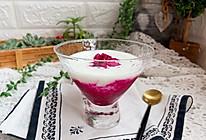 火龙果酸奶杯#夏日冰品不能少#的做法