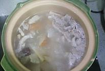 雪梨猪肺汤的做法