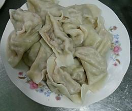 猪肉莲藕水饺的做法