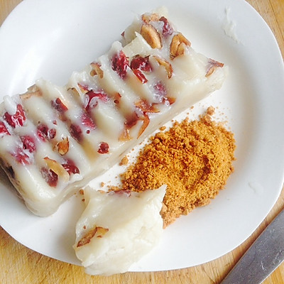 微波炉红枣年糕