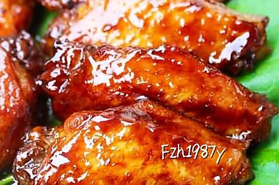 可樂雞翅~簡單又美味