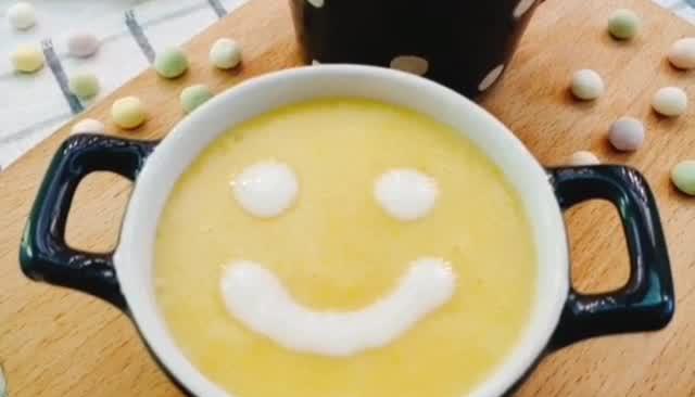 8个月宝宝辅食【鸡茸玉米浓汤】的做法