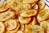 """#甜蜜暖冬,""""焙""""感幸福#烤香蕉片的做法"""