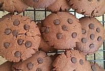 仿趣多多巧克力曲奇的做法