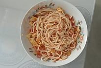 茄汁面的做法