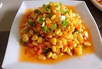 懒人版番茄玉米丁的做法