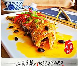 红烧大黄鱼的做法