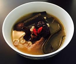 生化排毒汤的做法