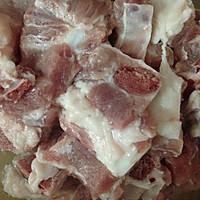 海椰皇红枣鲍鱼排骨汤的做法图解4