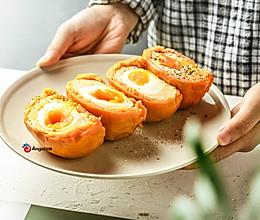 早餐溏心蛋还能这样做?!减脂苏格兰蛋,仪式感爆了!的做法