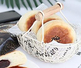 #好吃不上火# 日式红豆包的做法
