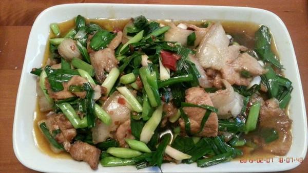 回锅肉(川菜中最喜爱、最大众之菜)的做法