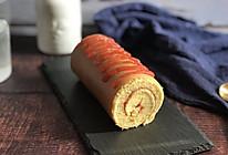 山楂蛋糕卷&肉松蛋糕卷的做法