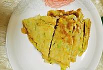 西葫芦鸡蛋煎饼的做法
