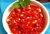 自制蒜蓉剁椒的做法