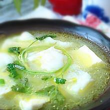鳕鱼豆腐汤——冬季暖身