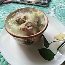 白菜猪骨汤