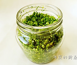 自制韭菜花酱的做法