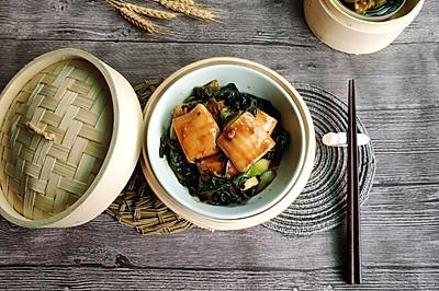 舟山烤菜年糕