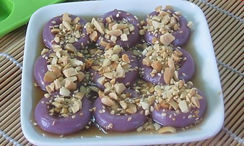 【紫薯糖不甩】的做法