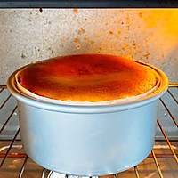 #换着花样吃早餐#❤️超人气网红甜品❤️巴斯克芝士蛋糕的做法图解18