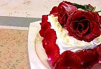 玫瑰之约蛋糕的做法