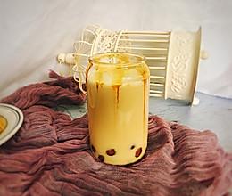 网红脏脏奶茶的做法