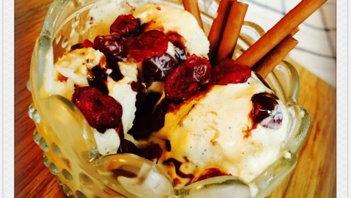 简单易做又好吃的奶油冰淇淋