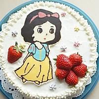 白雪公主生日蛋糕——长帝CKTF-32GS试用