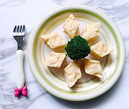 #柏翠辅食节-营养佐餐#时蔬鳕鱼糕的做法