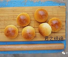 一口小面包,有着非常诱人的香味的做法