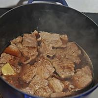 咖喱牛肉干的做法图解4