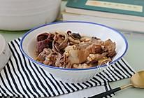 #豆果10周年生日快乐# 薏米木棉祛湿汤的做法