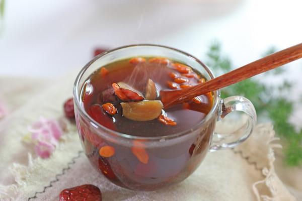 ♨️红糖姜茶♨️的做法