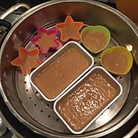 超松软红糖马拉糕~无需烤箱的简易港式点心的做法图解7
