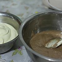 斑马纹蛋糕的做法图解3