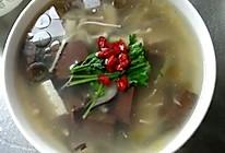 养生滋补鸭血汤的做法