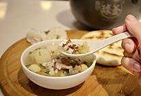 好喝又营养——四神汤的做法