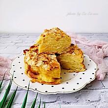 不用打發,零難度的美味蘋果千層蛋糕