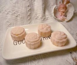 """#""""佳""""节好滋味#奶黄冰皮月饼的做法"""