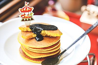 辅食日志 | 香软玉米面小饼(10M+)
