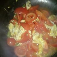 百吃不厌的番茄炒蛋的做法图解4